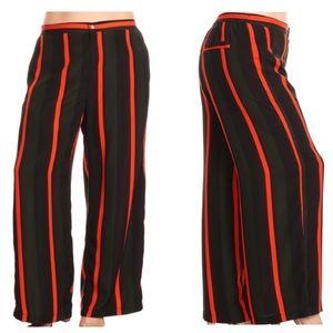 ➕High Waist Wide Leg Pants